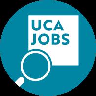 Newsletter RH - Icône UCA JOBS