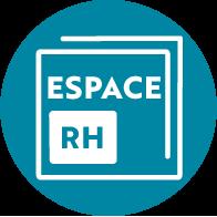 Newsletter RH - Icône ESPACE RH